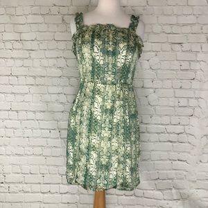 4Sienna Snakeskin Print Dress Nordstrom Medium NWT